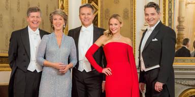 Die Opernbal-Roben der ORF-Stars
