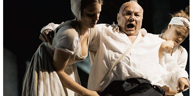 Brandauer macht Theater