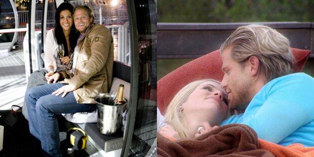 RTL-Bachelor Paul küsst fremd