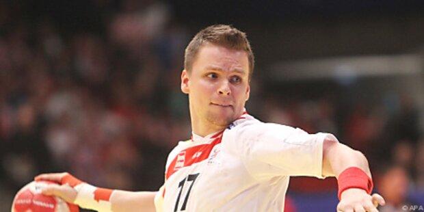 ÖHB-Teamspieler Wilczynski vor Comeback