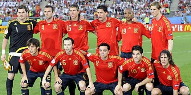 9 Nationalteams zur WM-Vorbereitung in Österreich