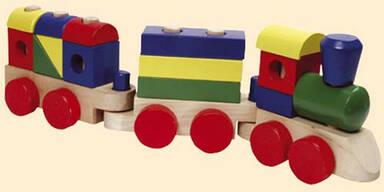 Der Geschenketrend 2009: Holzspielzeug