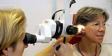 Der HNO-Arzt gibt Aufschluss über die Hörleistung