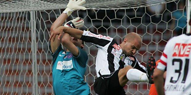 Absteiger Kärnten spielt gegen den LASK