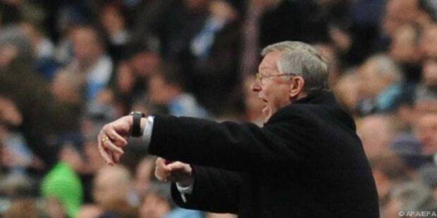 ManUnited-Coach Ferguson über Drogba-Tor erzürnt