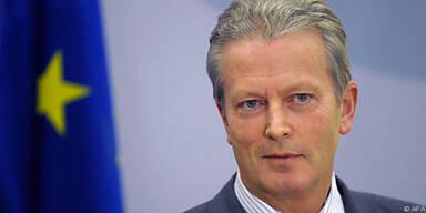 Der Minister sieht die EU-Kommission gefordert