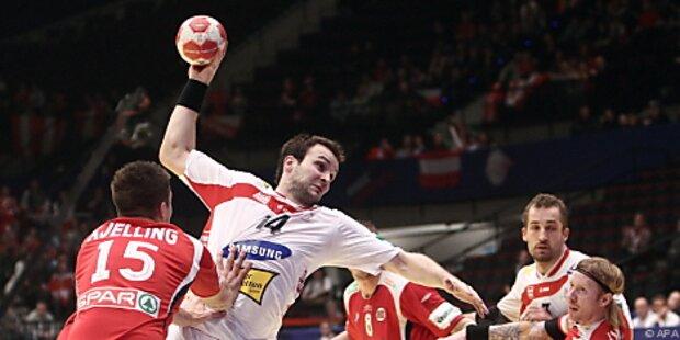 ÖHB-Kapitän Szilagyi mit 7 Europacup-Treffern
