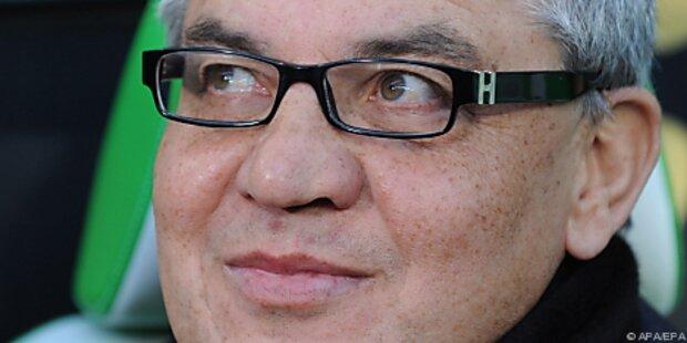 Schalke-Coach Magath will Bayern ein Bein stellen