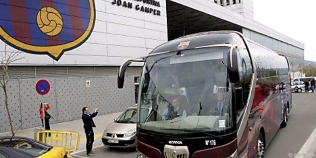 Inter empfängt Barcelona im ersten CL-Halbfinale