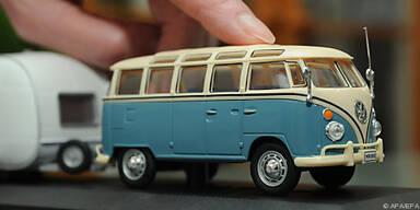 Der VW-Bulli ist schon längst Legende