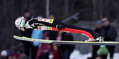 Neunter Saisonsieg für Ammann zum Weltcup-Finale
