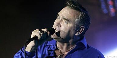 Der britische Sänger klagte über Atemprobleme