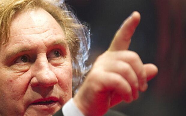 Gerard Depardieu vermisst Kunst im Kino