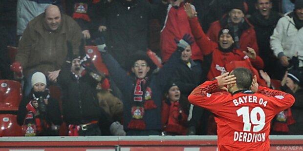 Leverkusen muss auf Rekordjagd in Köln bestehen