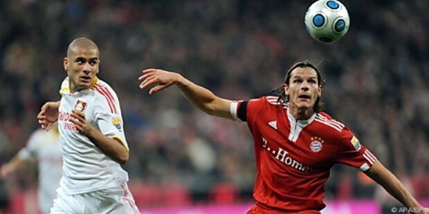 Bayer Leverkusen spürt Bayerns Atem