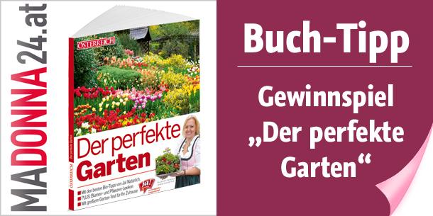 Der perfekte Garten Buch