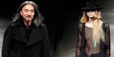Designer Yamamoto entdeckt Japan neu