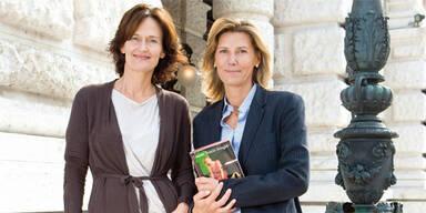 Desirée Treichl-Stürgkh & Eva Glawischnig