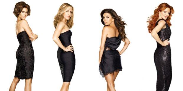 Desperate Housewives bestreiten letzte Staffel