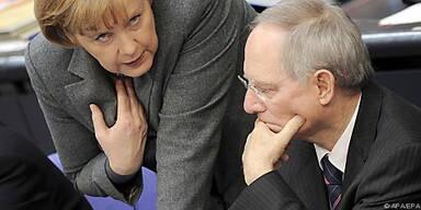 Deutsche Regierung will Banken zur Kasse bitten