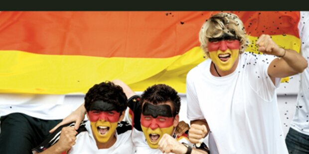 Unis: Deutsche besser als Österreicher