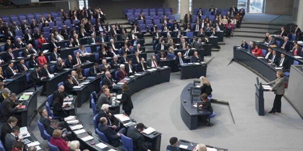 Deutsche stimmen für weitere Griechen-Hilfe