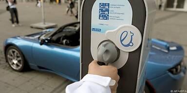 Deutschland und Frankreich setzen auf E-Autos