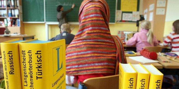 Deutschpflicht in Schulpausen verfassungswidrig?
