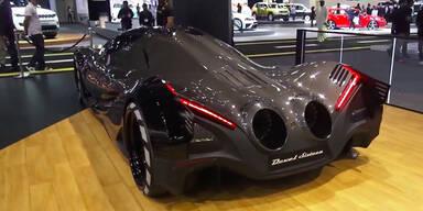 5.000-PS-Auto kommt, es gibt aber keine Reifen
