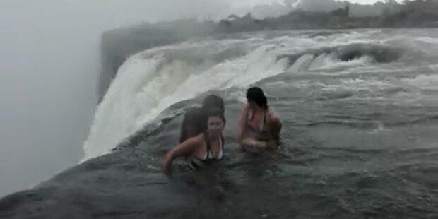 Das ist der gefährlichste Pool der Welt