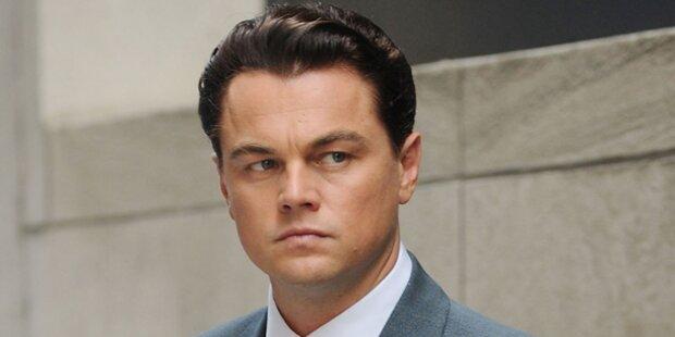 Leonadrdo DiCaprio steht auf Gruppensex
