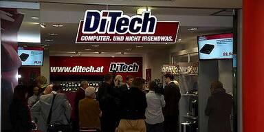 DiTech: 92 Mitarbeiter müssen gehen