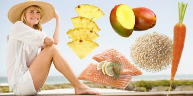 Diät Lebensmittel Essen Schöner schlanker