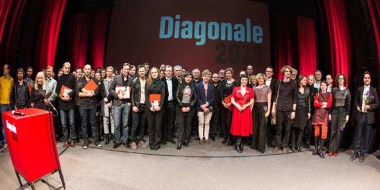 Diagonale ging mit Besucherrekord zu Ende