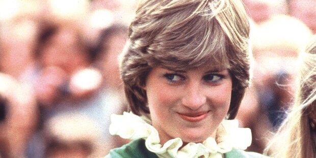 Diana: So verliebte sie sich in Charles