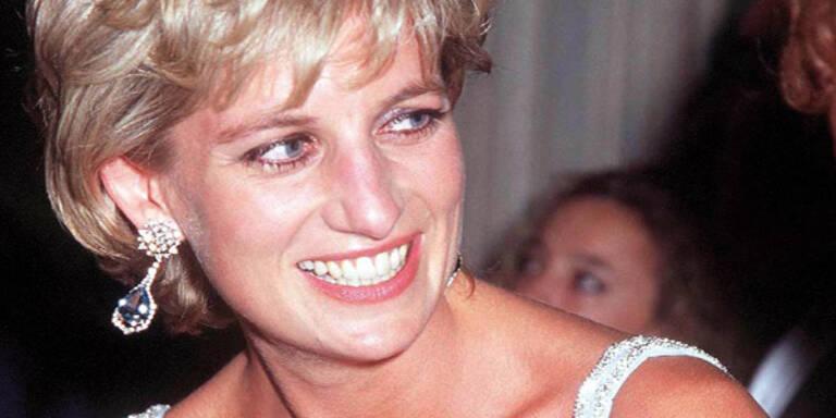 Diana konnte Weihnachten nicht widerstehen