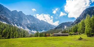 Wander-Herbst in der Silberregion Karwendel