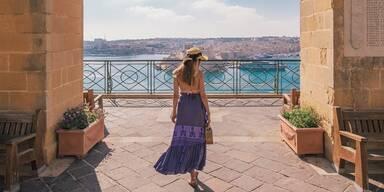 Malta öffnet ab 1. Juni die Grenzen