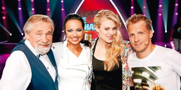 Sänger, Tänzer & Freaks im ORF