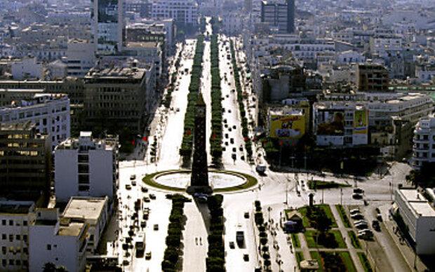 Unterwegs zwischen Tunis und Karthago