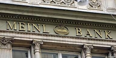 Die Bank ist im Besitz von Julius Meinl V.