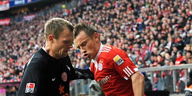 Bayern nach 3:0-Sieg über Mainz vorerst Leader