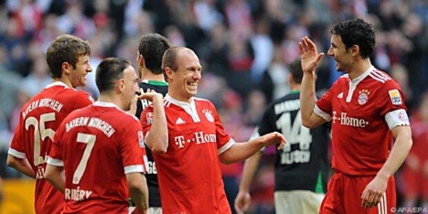 Bayern gegen Semifinal-Neuling Lyon auf der Hut