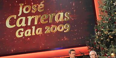 Die Benefiz-Gala wurde in der ARD übertragen