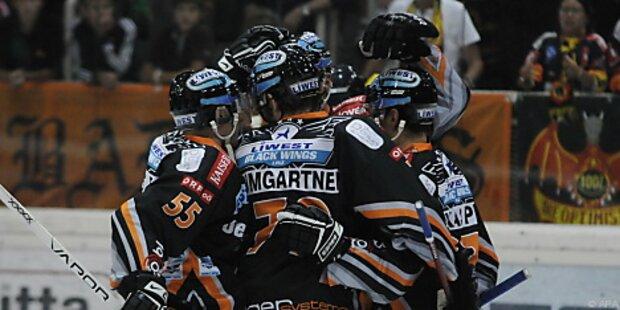 Linz und Capitals wollen Halbfinal-Tickets lösen