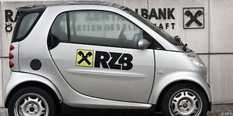 Die RZB macht große Gewinne