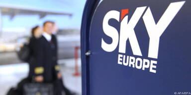 Die Restrukturierung von SkyEurope kann beginnen