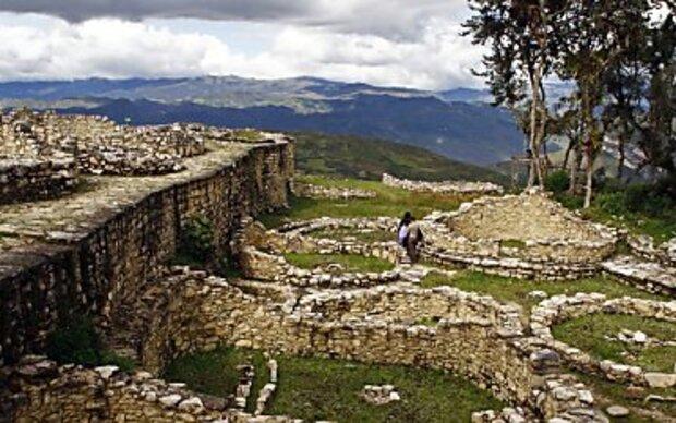 Die Geheimnisse der alten Städte in Nord-Peru