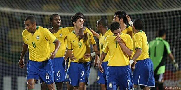 Zwei Drittel der Brasilianer glauben an WM-Titel