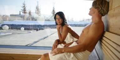 Die Therme Aqualux war Austragungsort der Sauna-WM